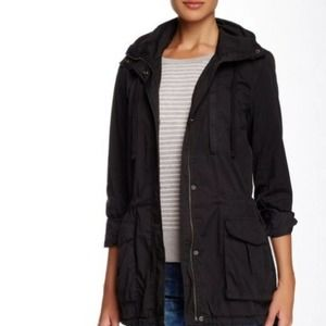 James Perse Lightweight Utility Jacket Size 2